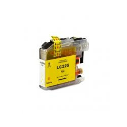 BROTHER LC225XL V3 AMARILLO CARTUCHO DE TINTA GENERICO LC 225XLY