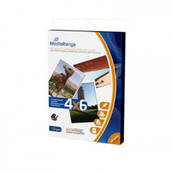 MediaRange 100x150mm Photo Paper Cards for inkjet printers, high-glossy coated, 220g, 50 sheets