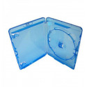 Amaray BD Case for 1 disc, 15mm, Azul, Pack 50