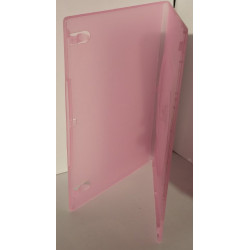 7mm Capa DVD slim para 1 Disco Rosa
