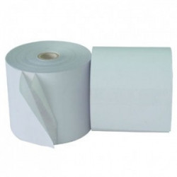 Rollo de Papel Termico 62.5x45mm Pack 10
