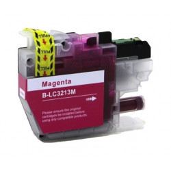 BROTHER LC3213 LC3211 V2 MAGENTA GENERICO LC-3213M LC-3211M