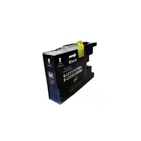 Brother LC1220 LC1240 Black Compativel