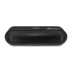 MediaRange Wireless speaker bar, stereo audio system, black