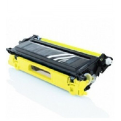 TONER COMPATIBLE BROTHER TN135 TN115 TN155 TN175 Yellow
