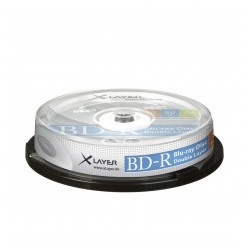BD-R Xlayer DL 50GB 6x Pack 10