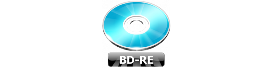 BD-RE REWRITABLE